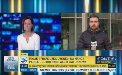 """""""Polsko-francuska para sięrozłączyła"""""""