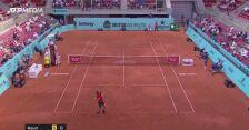 ATP Madryt: skrót meczu 1/8 finału Ruud - Tsitsipas