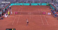 ATP Madryt: skrót meczu 1/8 finału Evans - Zverev