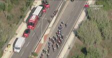 Świetna jazda Aniołkowskiego na finiszu 1. etapu Volta ao Algarve