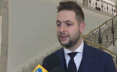 Patryk Jaki o sprawcy ataku na Adamowicza