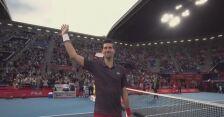 Novak Djokovic triumfował w Tokio
