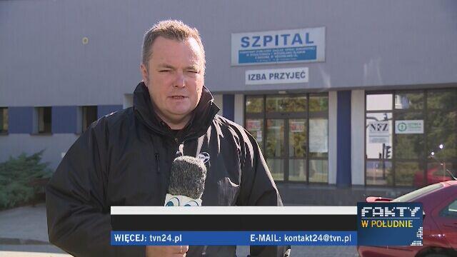 Szpital w Wodzisławiu Śląskim zamknął oddział chirurgii