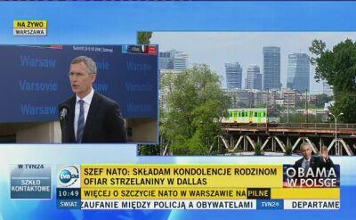 """""""Wzmocnienie wschodniej flanki NATO reakcją na działania Rosji"""""""