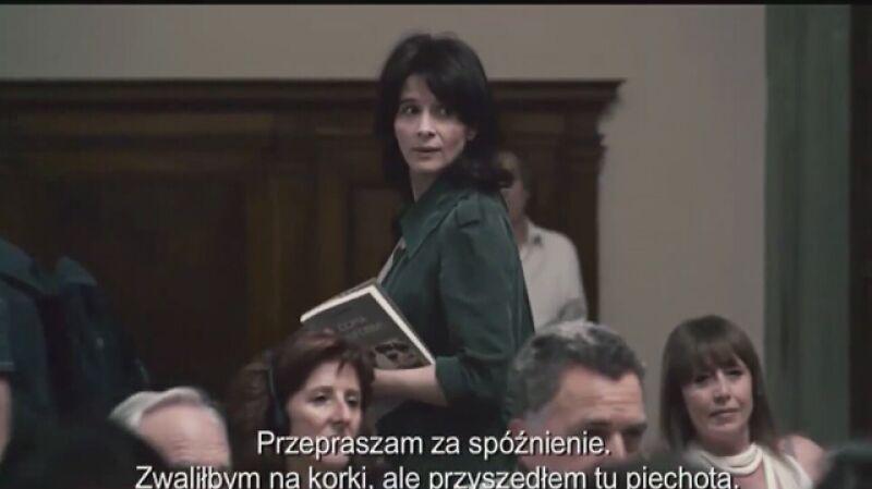 """""""Zapiski z Toskanii"""" jest jednym z ostatnich filmów Kiarostamiego"""