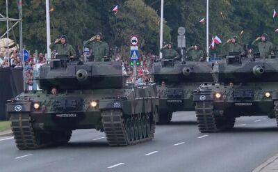 Transfer of Leopard 2A5 tanks