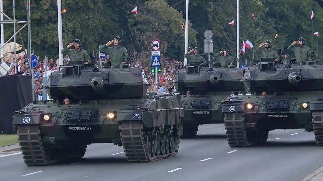 Święto Wojska Polskiego 2018