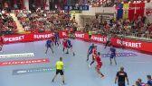 Dinamo Bukareszt na prowadzeniu po 1. połowie starcia z Łomżą Vive Kielce