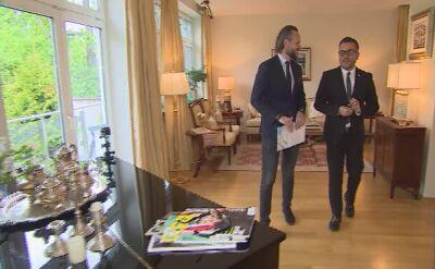 """Z wizytą u Konsula Generalnego USA. """"Uwielbiam rynek w Krakowie"""""""