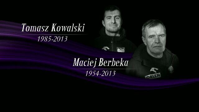 Wspomnienie Tomasza Kowalskiego i Macieja Berbeki