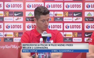 Glik wspomina mecz z Czarnogórą z 2012 roku