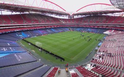 Piłkarze Atalanty odwiedzili Estadio da Luz w Lizbonie