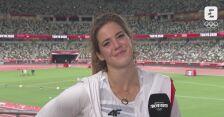 Tokio. Lekkoatletyka: rozmowa z wicemistrzynią olimpijską w rzucie oszczepem Marią Andrejczyk