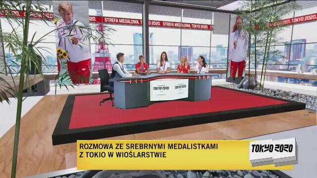 Polskie wioślarki: nie ma czasu, żeby zrobić pranie