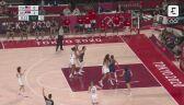 Tokio. Skrót meczu USA - Serbia w koszykówce kobiet