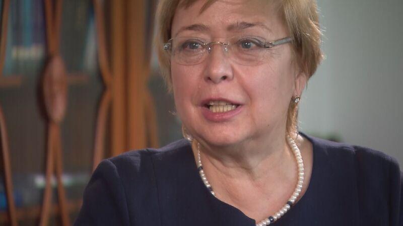 Wywiad z prof. Małgorzatą Gersdorf cz. 1
