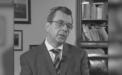 """Grzegorz Miecugow i jego autorski program """"Inny Punkt Widzenia"""""""