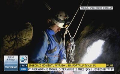 Hiszpańskie jaskinie odkrywane przez Polaków