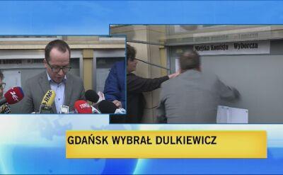 Aleksandra Dulkiewicz zdobyła ponad 82 procent głosów