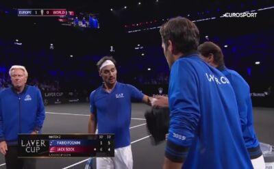 Federer i Nadal i roli trenerów Fogniniego
