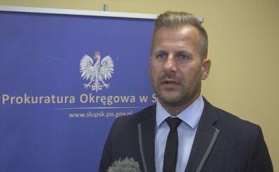 Miał podpalić kamienicę w Lęborku. 19-latek usłyszał zarzut zabójstwa