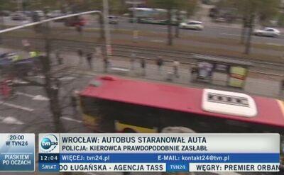 Inspekcja Transportu Drogowego kontroluje miejskie autobusy