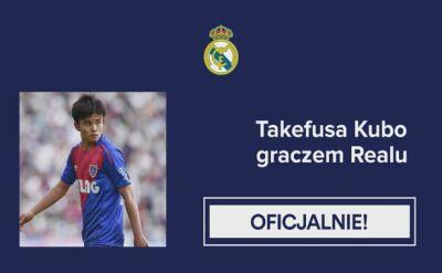 """""""Japoński Messi"""" w Realu Madryt, roszady w Legii. Karuzela transferowa z 14 czerwca"""