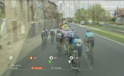 Teuns wygrał 2. etap Criterium du Dauphine
