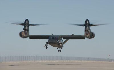 Pierwszy lot nowej maszyny V-280 Valor