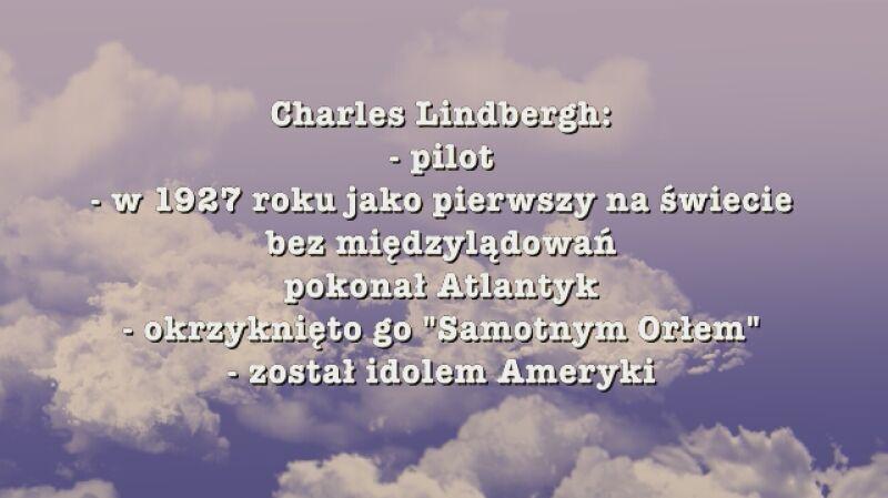Porwanie dziecka Charlesa Lindbergha