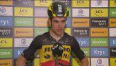Rozmowa z Woutem van Aertem po ostatnim etapie Tour de France