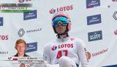 Dawid Kubacki wygrał 1. serię konkursu Letniej GP w Wiśle