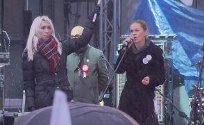 Nowacka po zakończeniu marszu KOD