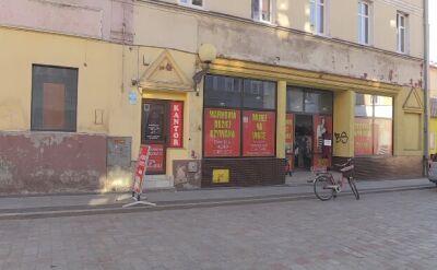 Napad na pracownika kantoru w Brzegu