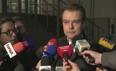Bochenek o przesłuchaniu premier Szydło