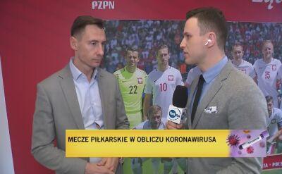 Sekretarz PZPN: będą zwroty za bilety na mecze reprezentacji