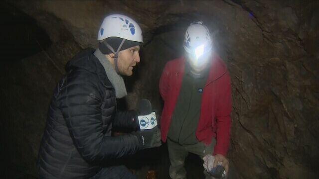 Odkryli kopalnię w Srebrnej Górze. Podziemne tunele wydrążono kilkaset lat temu