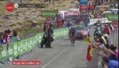 Primoż Roglić powiększył przewagę po 9. etapie Vuelta a Espana