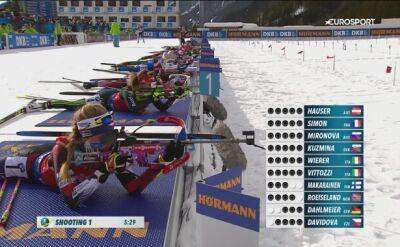 Wierer wygrała bieg na dochodzenie w Anterselvie