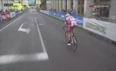 Masnada wygrał ostatni etap Tour of the Alps, Siwakow cały wyścig