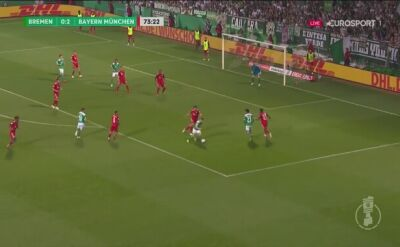 Tak Bayern stracił dwie bramki w minutę