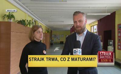 Wrocław: klasyfikacje odbyły się tylko w pięciu szkołach