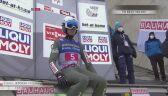 Kamil Stoch wygrał konkurs w Innsbrucku