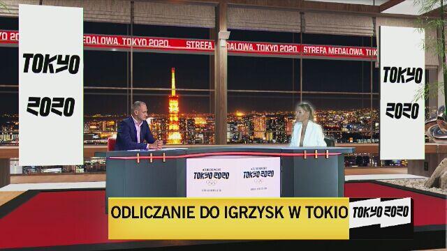 """Sylwia Gruchała gościem w programie """"Tokio 2020"""""""