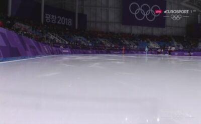Czerwonka trzecia na półmetku na 1500 m