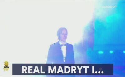 Real Madryt i Złota Piłka - historia prawdziwa