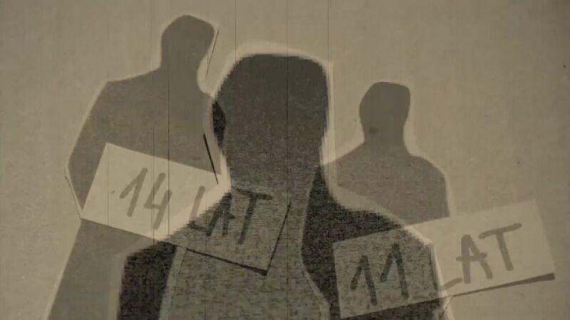 """Zbrodnia połaniecka i zmowa milczenia - reportaż """"Czarno na białym"""" TVN24 (4)"""