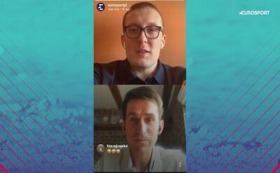 Piotr Myszka o hydroskrzydle w sportach wodnych