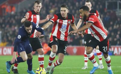 Southampton - Tottenham 1:0