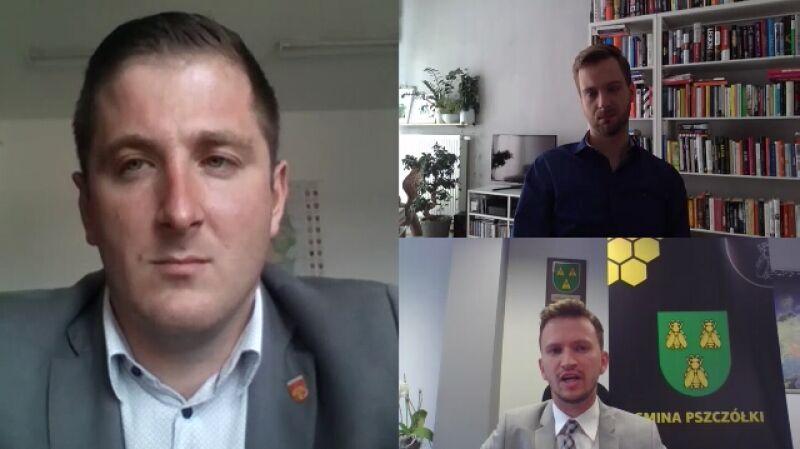 Wójt Maciej Błachnio: nie było żadnych rozmów o strefach wolnych od LGBT